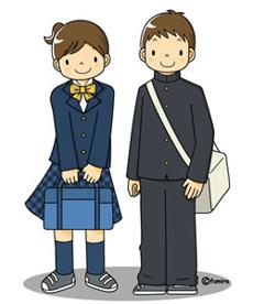 神戸市立神出中学校の画像1