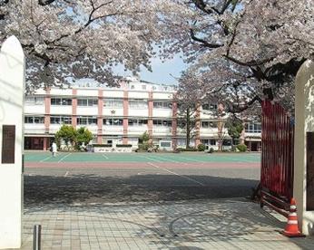東京都北区立赤羽小学校の画像1