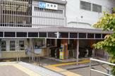 JR阪和線「浅香」駅