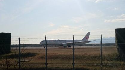 後方注意!!飛行機が来てますよ。の画像5