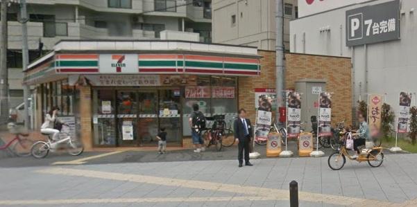 セブン−イレブン大阪福島西通店の画像