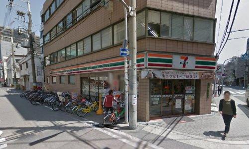 セブン−イレブン大阪紅梅町店の画像