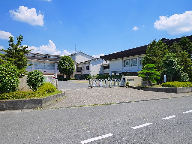 大和郡山市立片桐中学校の画像