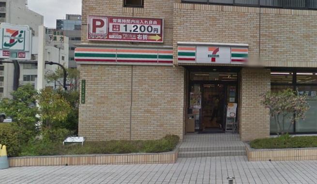 セブン−イレブン大阪西天満1丁目店の画像