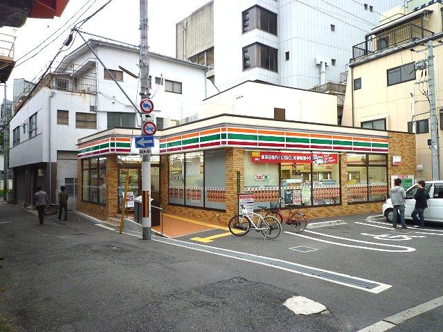 セブン−イレブン大阪中崎1丁目店の画像