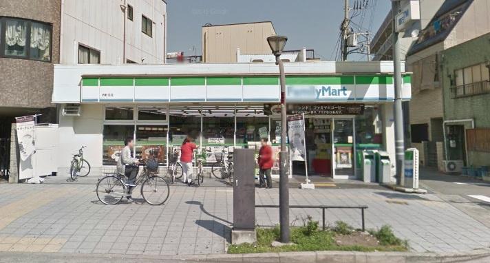 ファミリーマート西野田店の画像
