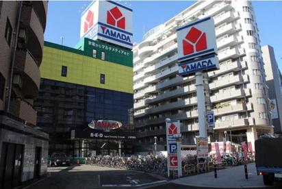 ヤマダ電機テックランド大阪野田店の画像1