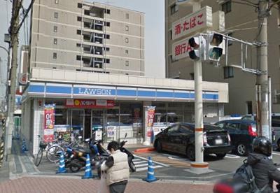 ローソン 江坂駅南口の画像1