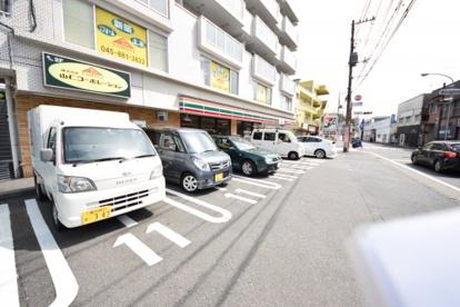 セブンイレブン横浜戸塚上倉田店の画像1