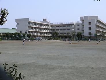 所沢市立 狭山ヶ丘中学校の画像1