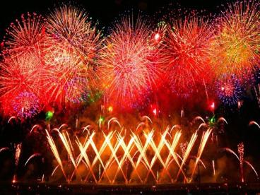 全国花火競技大会「大曲の花火」会場の画像1