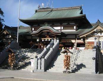 椿神社(伊豫豆比古命神社)の画像1