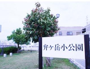 弁ヶ岳小公園の画像1