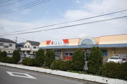 ドラッグストア セキ 花崎店(加須市花崎北3丁目)の画像1
