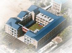 新田青雲中等教育学校の画像1