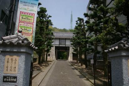 松山東雲中学校の画像1