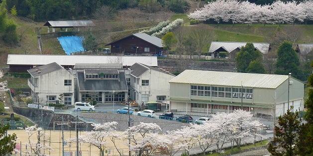 笠取小学校の画像