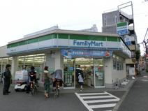ファミリーマート中野沼袋二丁目店