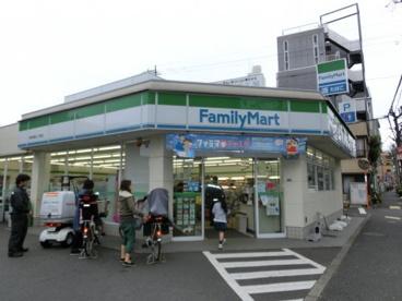ファミリーマート中野沼袋二丁目店の画像1