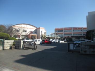 幸手市立幸手中学校(幸手市北1丁目)の画像1