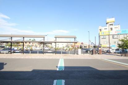 幸手駅ロータリー(幸手市中1丁目)の画像1