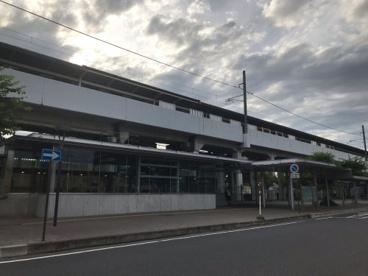 東鷲宮駅ロータリー(久喜市西大輪)の画像1