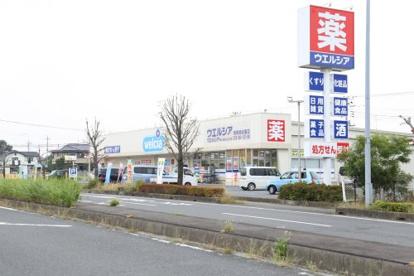 ウェルシア騎西根古屋店(加須市根古屋)の画像1