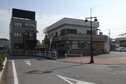 セブンイレブン加須花崎北店(加須市花崎北1丁目)の画像1