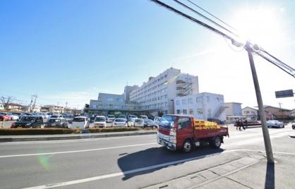 春日部市立病院(春日部市中央7丁目)の画像1