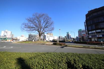 春日部駅ロータリー(春日部市中央1丁目)の画像1