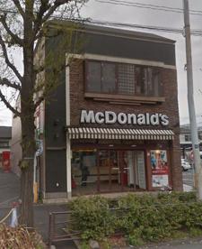 マクドナルド 川崎富士見通り店の画像1