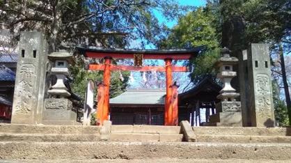 大谷場氷川神社の画像2