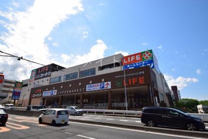 ライフ戸塚汲沢店の画像1