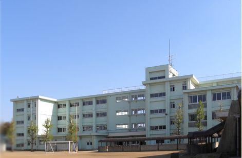 千葉市立誉田東小学校の画像