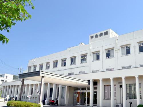 宇治病院の画像
