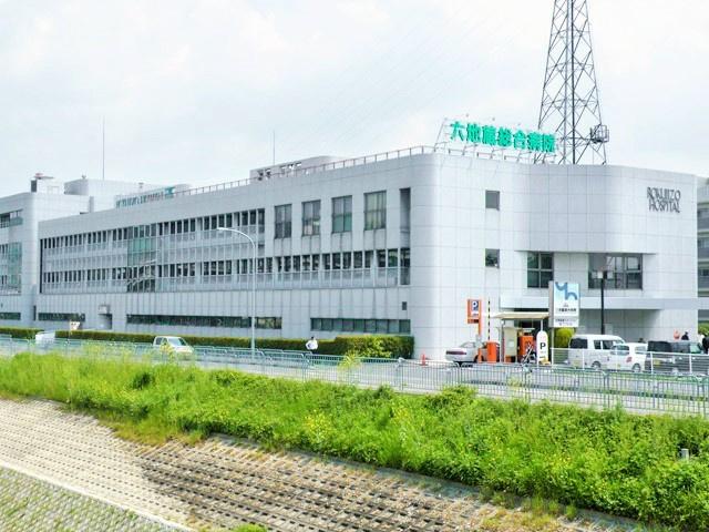 六地蔵総合病院の画像