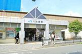 六地蔵駅(JR)