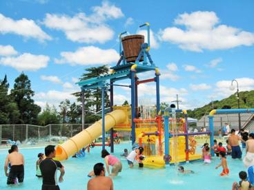 宇治市黄檗公園プールの画像1