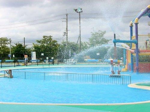 西宇治公園プールの画像