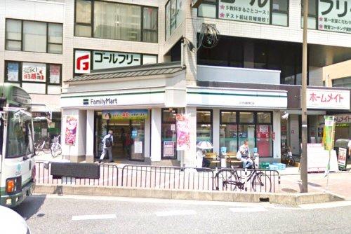 ファミリーマート宇治駅南口店の画像