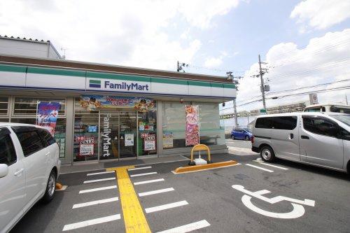ファミリーマート 宇治槇島目川店の画像