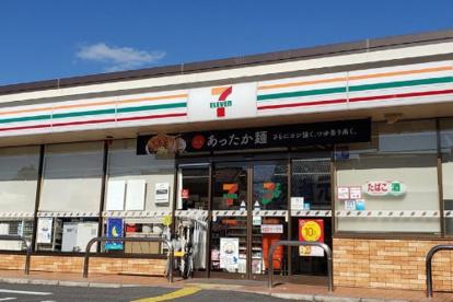 セブンイレブン 宇治黄檗公園店の画像1