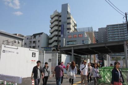 調布駅の画像1