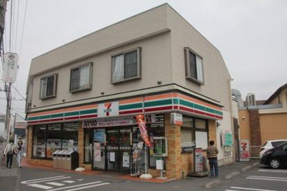 セブン-イレブン調布富士見町店の画像1