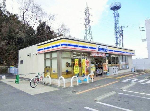 ミニストップ 宇治折居台店の画像