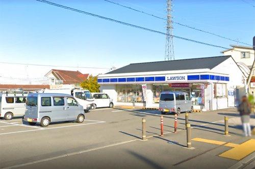 ローソン 宇治菟道店の画像