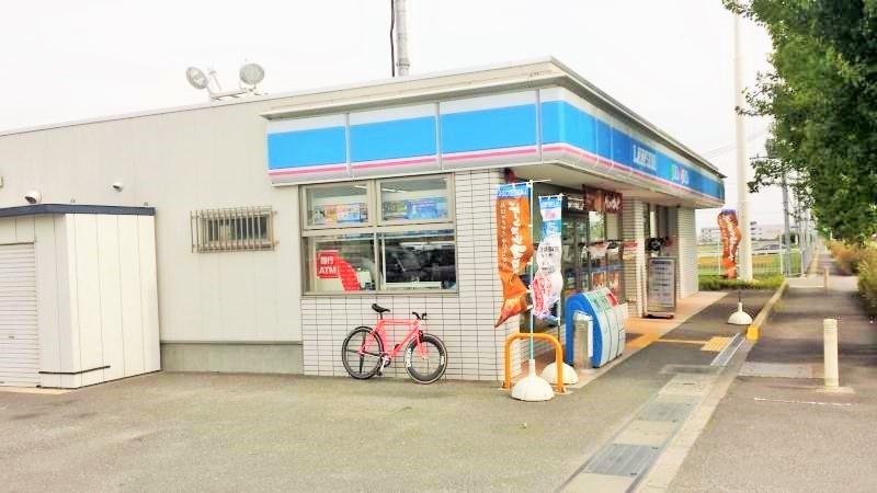 ローソン 宇治伊勢田店の画像