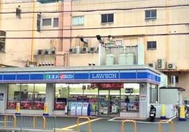 ローソン プラス宇治小倉駅前店の画像