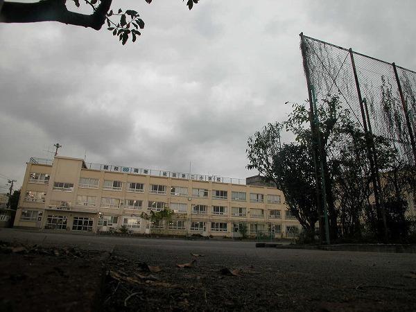 中野区立桃園第二小学校の画像