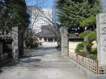 霊巌寺の画像1